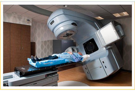 Radiation as a cancer treatment
